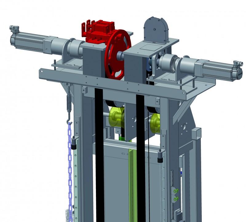 ABS Sicherheits- absteckung Antriebswelle Lochscheibe
