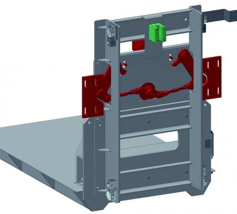 ASBE Positionsabsteckung elektromechanisch